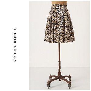 Anthropologie Apothecary skirt
